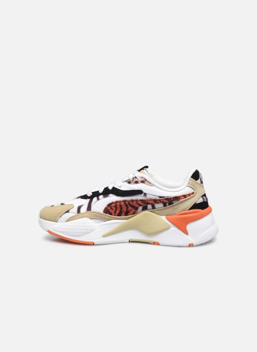 Sneakers Puma RSX3 WILD CATS WNS Wit voorkant