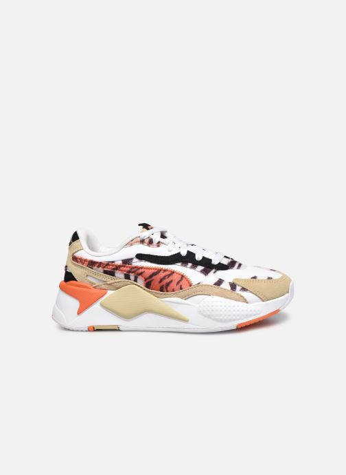 Sneakers Puma RSX3 WILD CATS WNS Wit achterkant