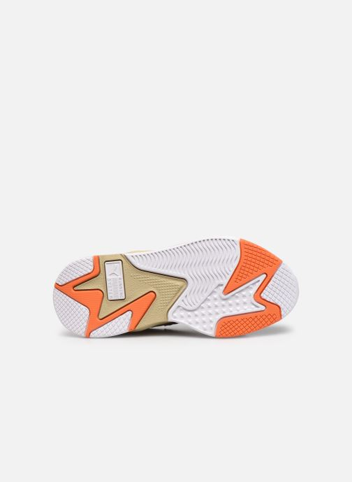 Sneakers Puma RSX3 WILD CATS WNS Wit boven