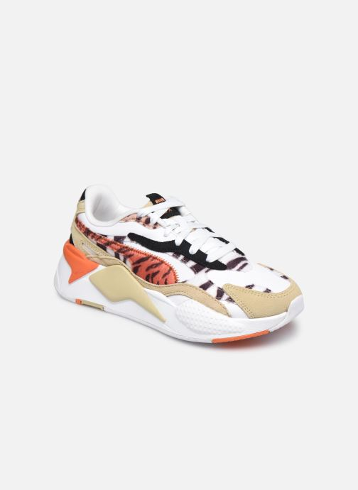 Sneakers Puma RSX3 WILD CATS WNS Wit detail