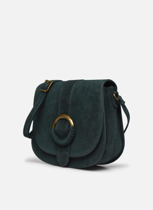 Handtaschen Georgia Rose Melyssa grün schuhe getragen
