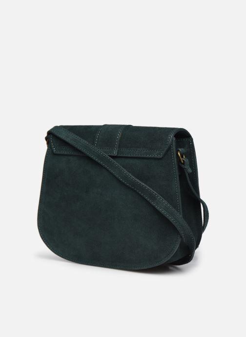 Handtaschen Georgia Rose Melyssa grün ansicht von rechts
