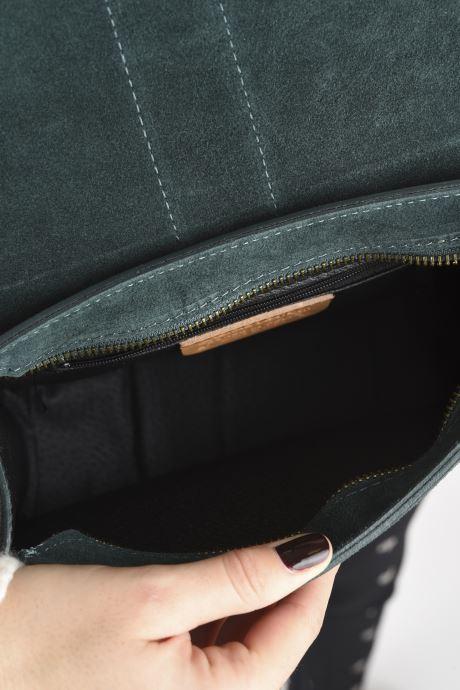 Handtaschen Georgia Rose Melyssa grün ansicht von hinten