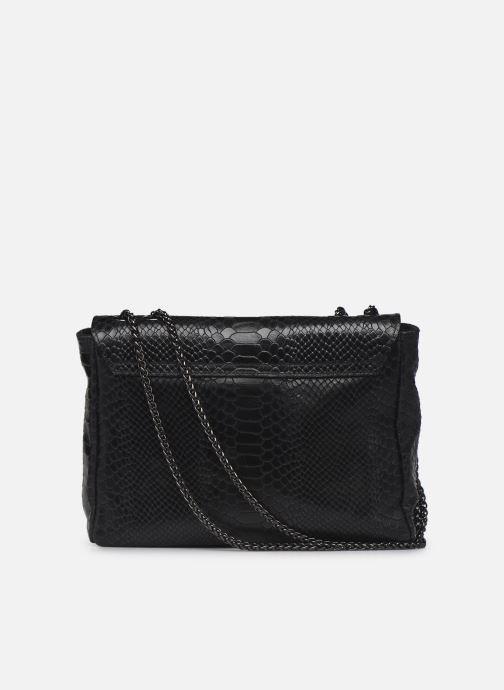 Handtaschen Georgia Rose Mylla schwarz ansicht von vorne