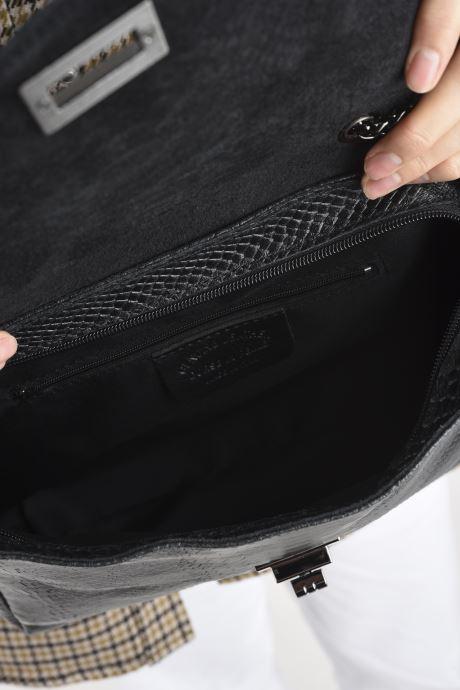 Handtaschen Georgia Rose Mylla schwarz ansicht von hinten