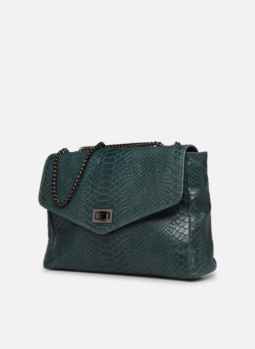 Handtaschen Georgia Rose Mylla grün schuhe getragen