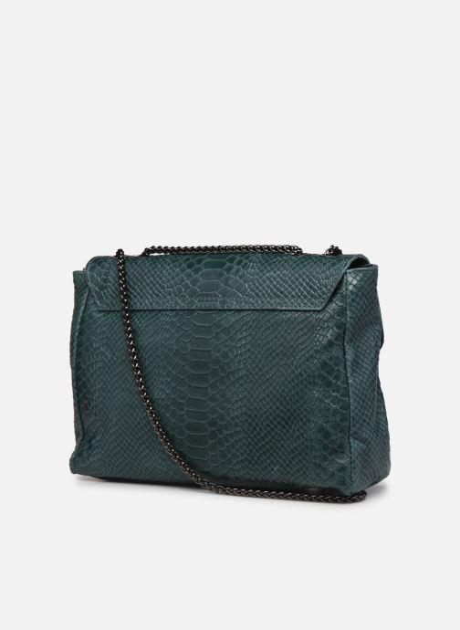 Handtaschen Georgia Rose Mylla grün ansicht von rechts