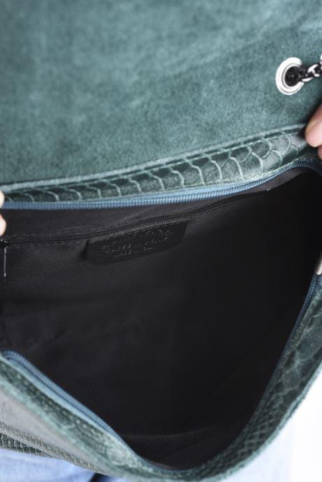 Handtaschen Georgia Rose Mylla grün ansicht von hinten