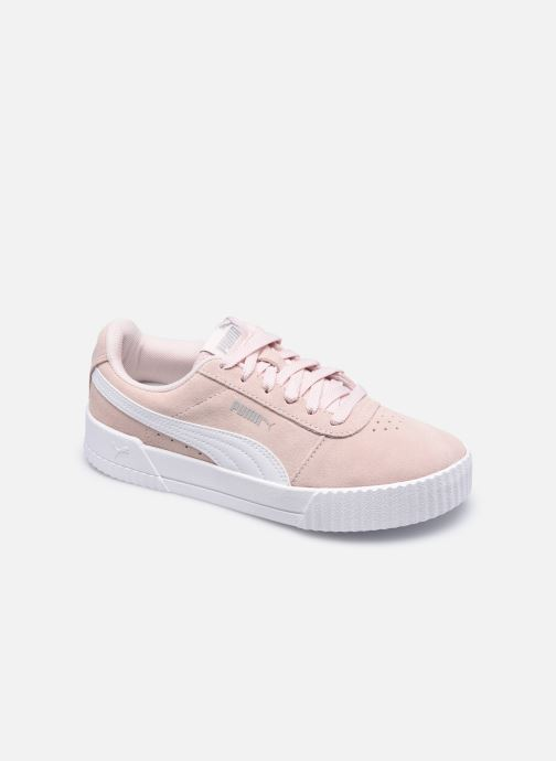 Sneaker Puma Carina W rosa detaillierte ansicht/modell