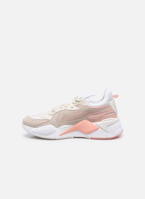Sneakers Puma Rs-X Reinvention Wns Beige immagine frontale