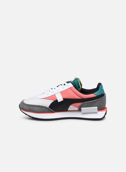 Sneakers Puma Future Rider Play On W Wit voorkant