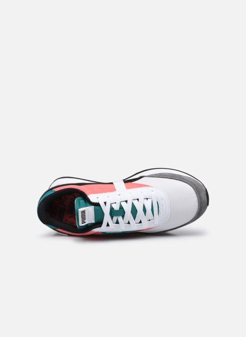 Sneakers Puma Future Rider Play On W Bianco immagine sinistra
