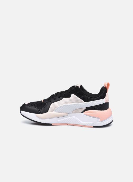 Sneakers Puma X Ray W Zwart voorkant