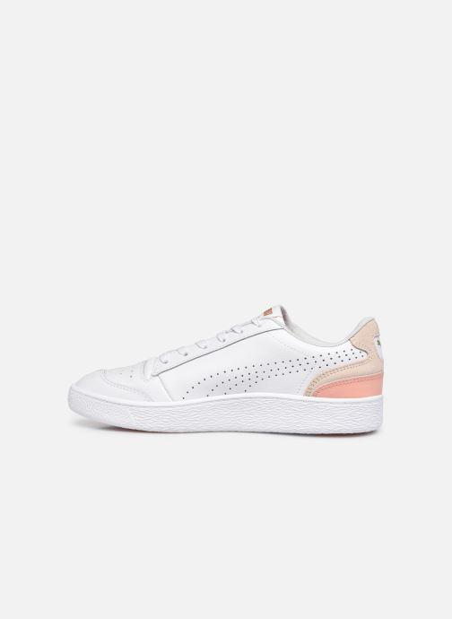 Sneakers Puma Ralph Sampson Low W Wit voorkant