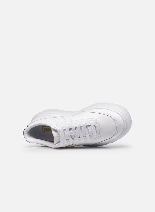 Sneakers Puma Oslo Maya W Bianco immagine sinistra