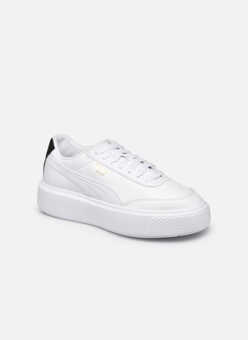 Sneaker Puma Oslo Maya W weiß detaillierte ansicht/modell