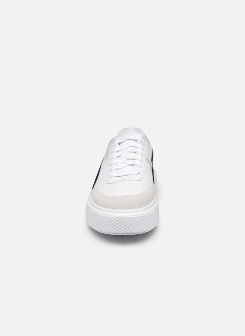Sneakers Puma Oslo Maya W Bianco modello indossato