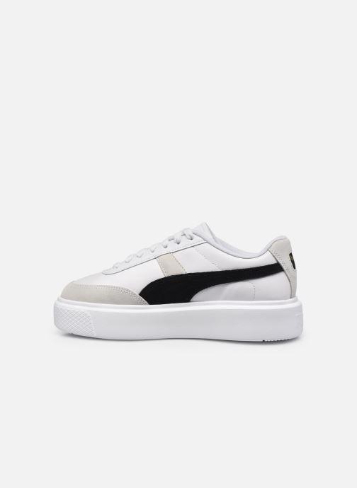 Sneakers Puma Oslo Maya W Wit voorkant