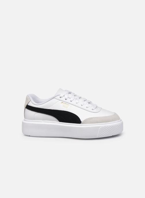 Sneakers Puma Oslo Maya W Wit achterkant