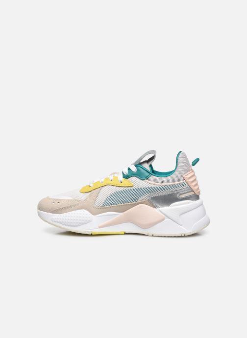 Sneakers Puma Rs X Ocean Queen W Beige voorkant