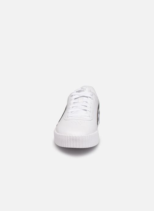Sneakers Puma Carina Untamed W Wit model
