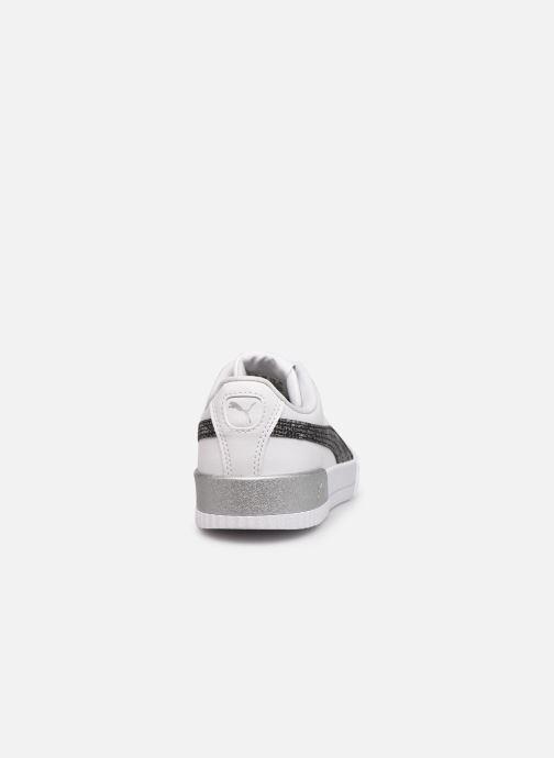 Sneakers Puma Carina Untamed W Wit rechts