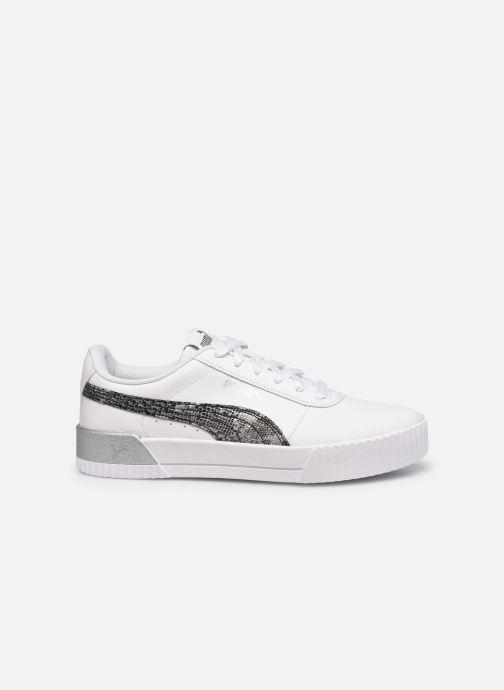 Sneakers Puma Carina Untamed W Wit achterkant