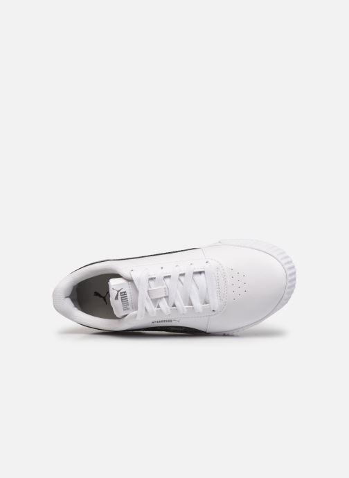 Sneakers Puma Carina Untamed W Wit links