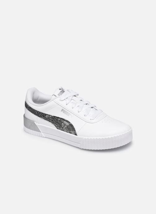 Sneakers Puma Carina Untamed W Wit detail
