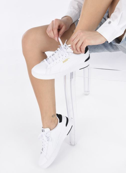 Sneakers Puma Puma Smash Pro W Wit onder