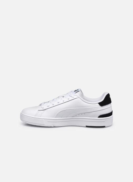 Sneakers Puma Puma Smash Pro W Wit voorkant