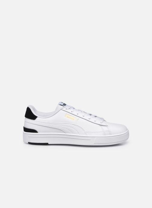 Sneakers Puma Puma Smash Pro W Wit achterkant