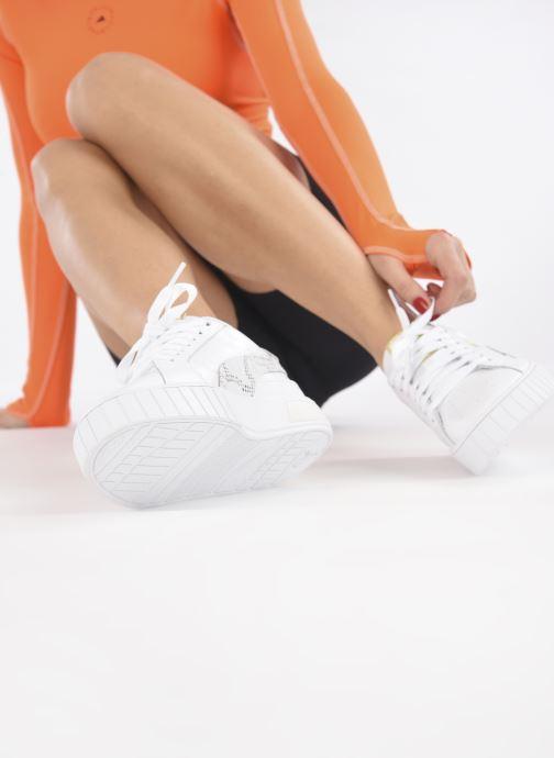 Sneakers Puma Calistar Snake W Wit onder
