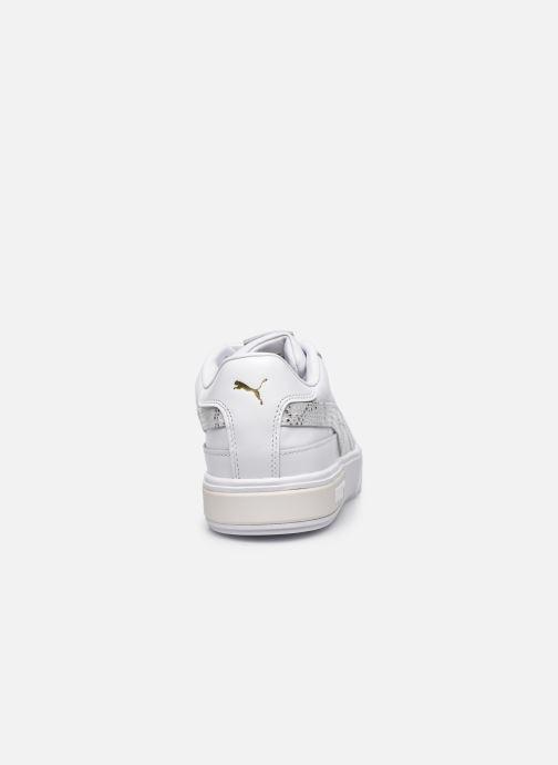 Sneakers Puma Calistar Snake W Wit rechts