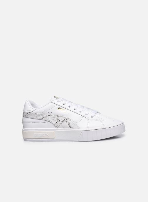 Sneakers Puma Calistar Snake W Wit achterkant