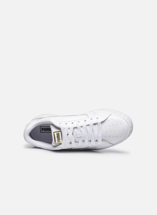 Sneakers Puma Calistar Snake W Wit links