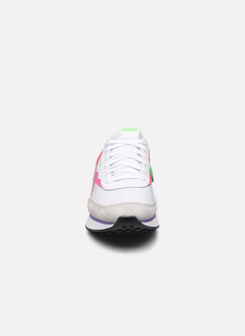 Sneakers Puma Future Rider Twofold Sd W Bianco modello indossato