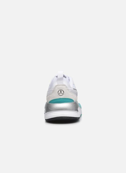 Sneaker Puma Mapf1 Xray 2 M weiß ansicht von rechts