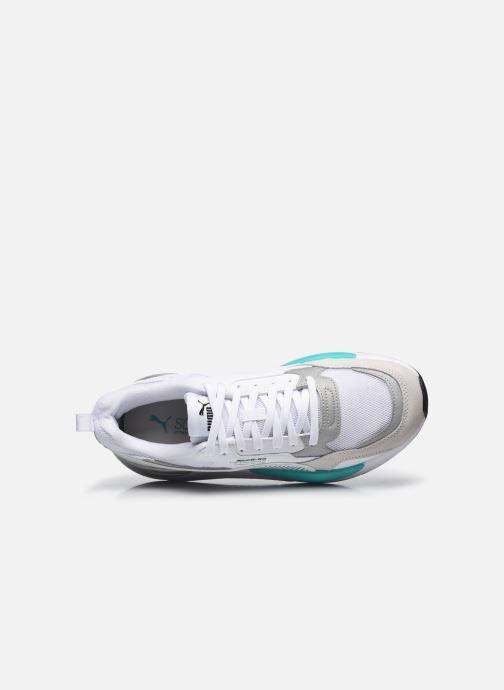 Sneaker Puma Mapf1 Xray 2 M weiß ansicht von links