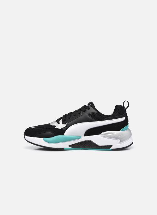Sneakers Puma Mapf1 Xray 2 M Zwart voorkant