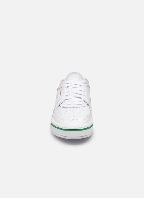Sneaker Puma Cali Sport Men Heritage M weiß schuhe getragen