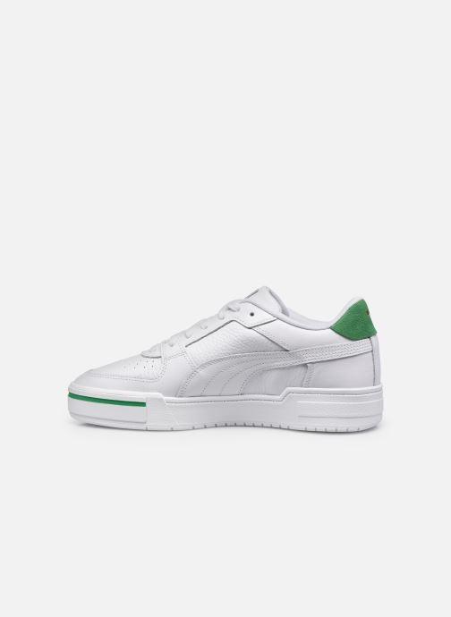 Sneaker Puma Cali Sport Men Heritage M weiß ansicht von vorne