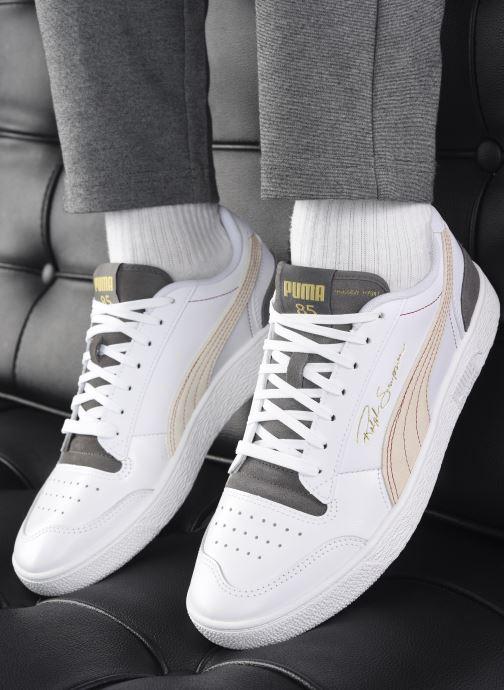 Sneakers Puma Ralph Sampson Low M Bianco immagine dal basso