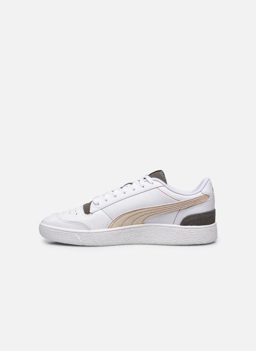 Sneakers Puma Ralph Sampson Low M Bianco immagine frontale