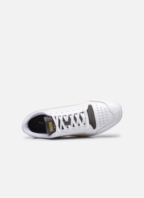 Sneakers Puma Ralph Sampson Low M Bianco immagine sinistra