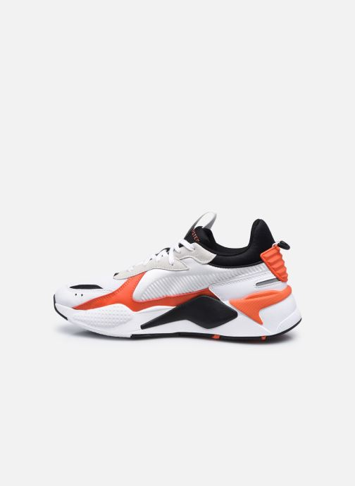 Sneakers Puma Rs X Mix M Bianco immagine frontale