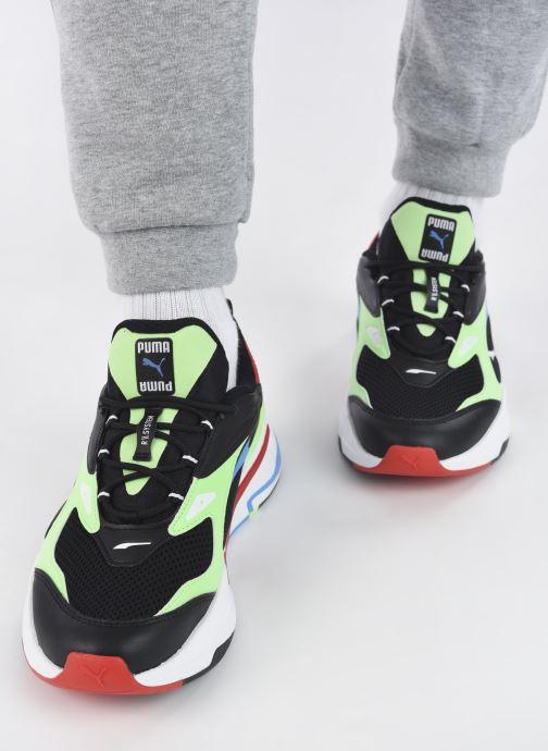 Sneakers Puma Rs Fast Intro M Zwart onder
