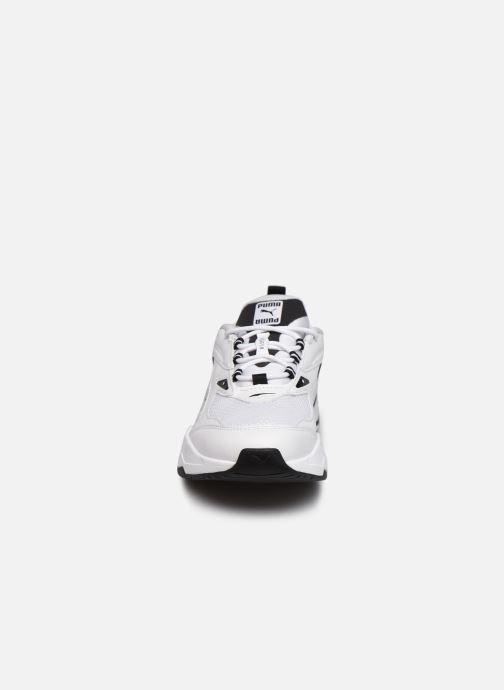 Baskets Puma Rs Fast Intro M Blanc vue portées chaussures