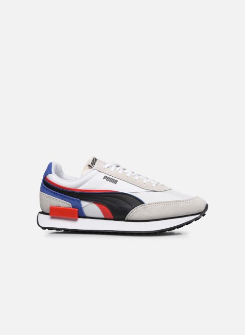 Sneakers Puma Future Rider Double M Wit achterkant