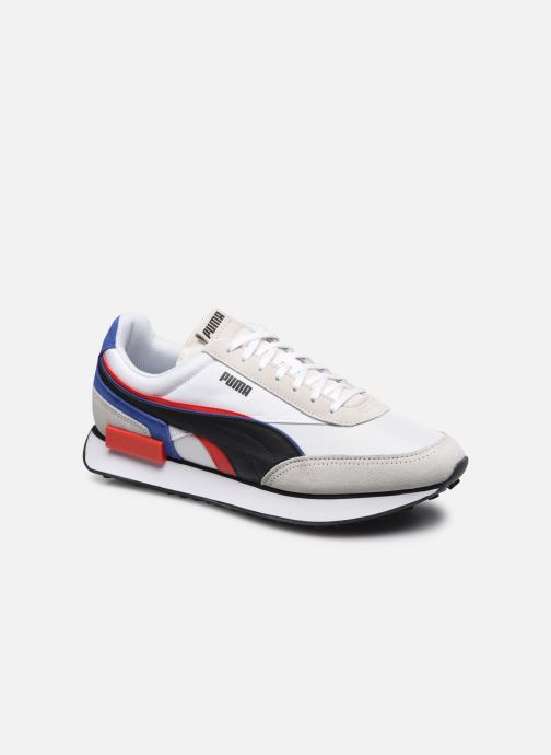 Sneakers Puma Future Rider Double M Wit detail